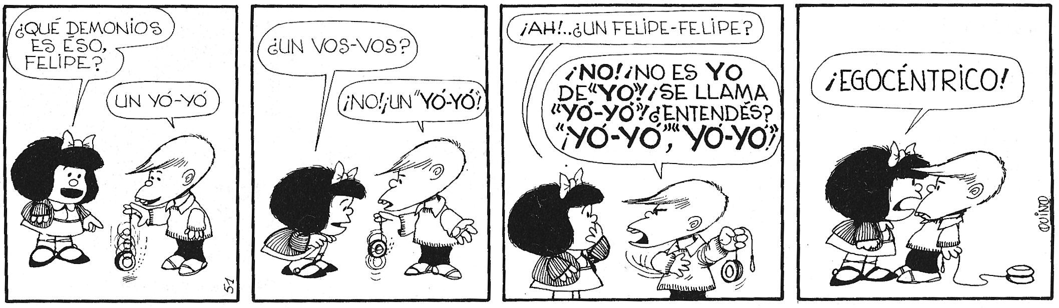 Mafalda Comics